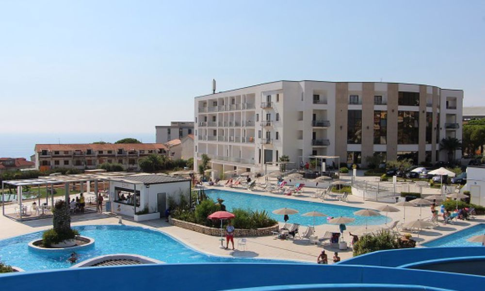 San Domenico Family Hotel a Scalea