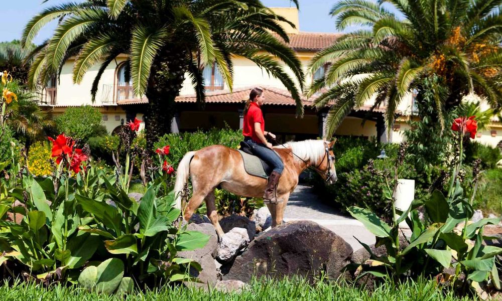 Horse Country Resort, Congress & Spa a Arborea