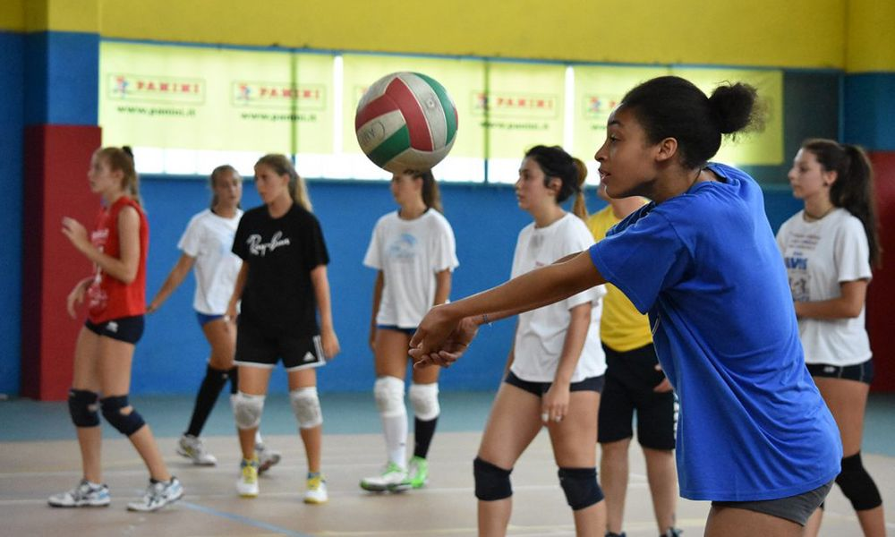 SPECIAL VOLLEY SUMMER CAMP a Marina Romea