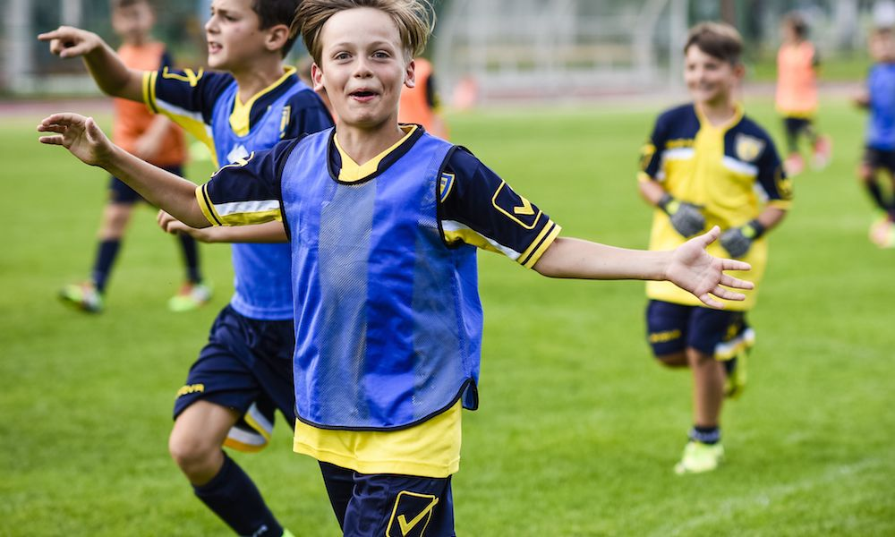 CHIEVO SUMMER CAMP a Andalo