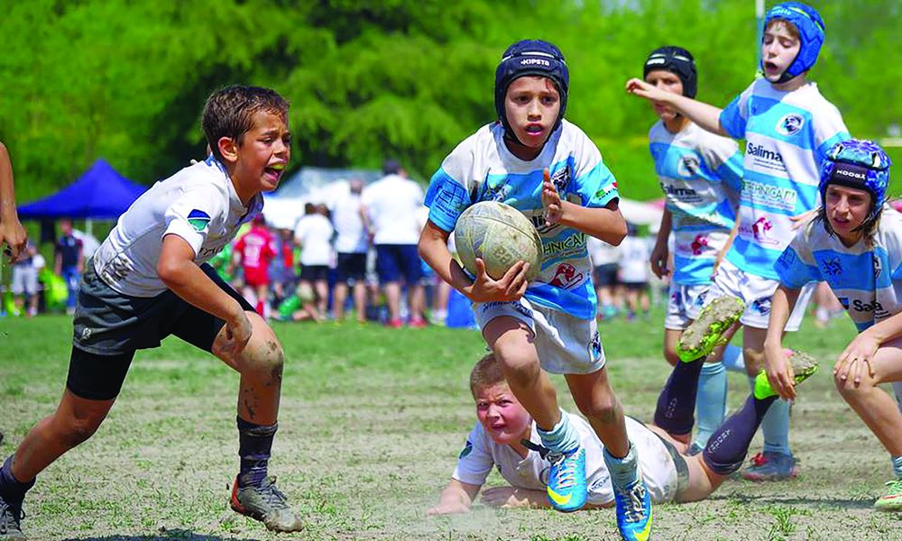 VALSU RUGBY CAMP a Andalo