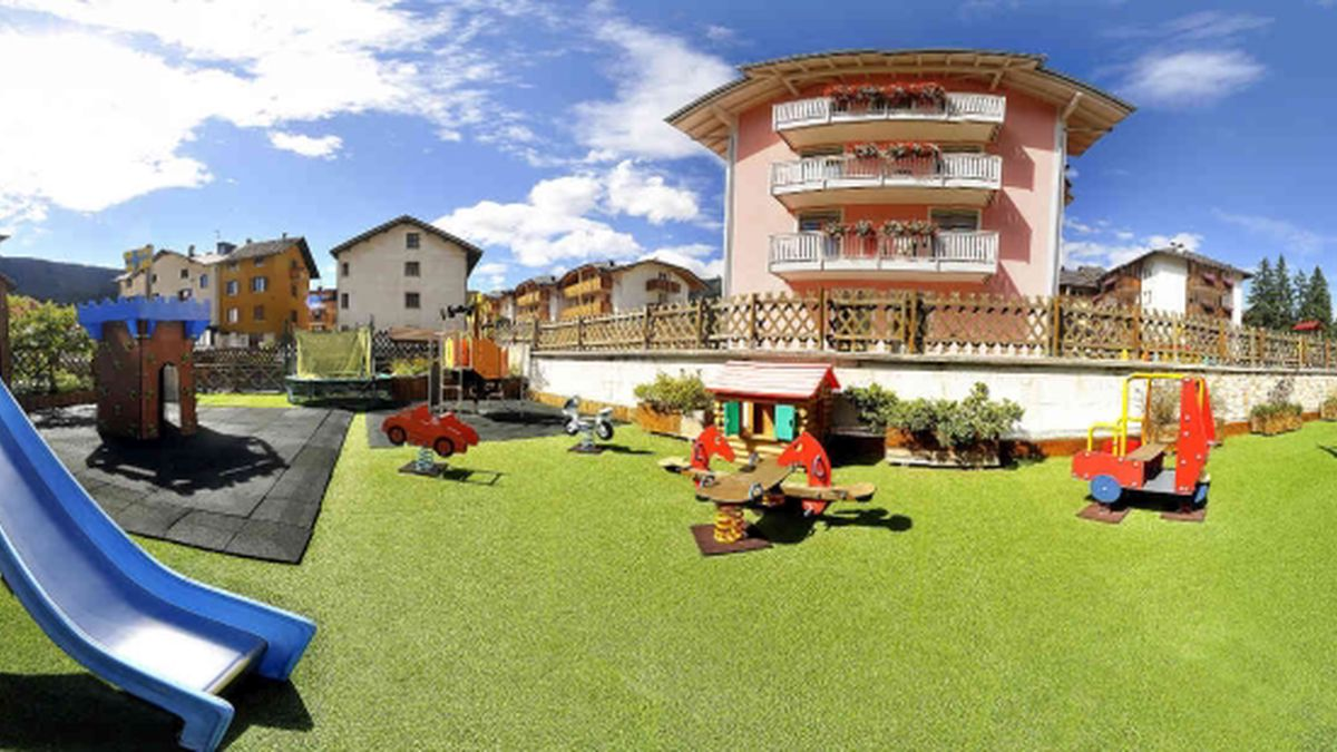 Grand Hotel Piz Galin -Andalo-