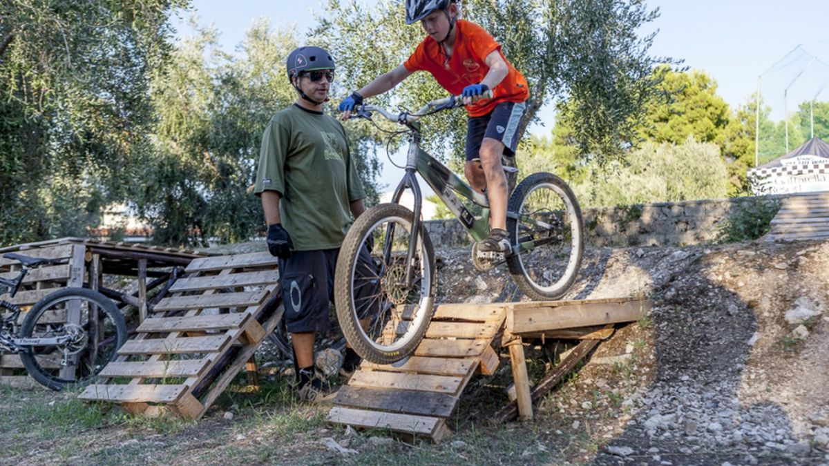 Gattarella Resort - Vieste - Mountain Bike