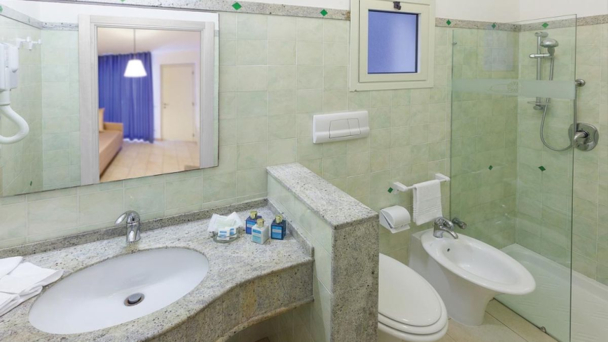 Gattarella Resort - Vieste - Junior Suite Bagno