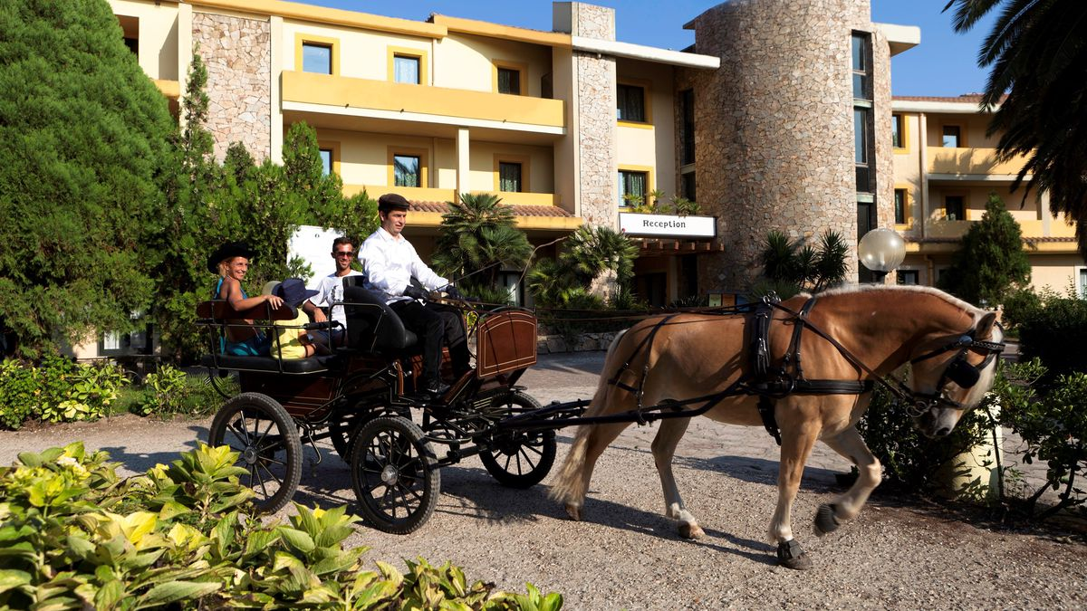 Horse Country Resort, Congress & Spa - Arborea -
