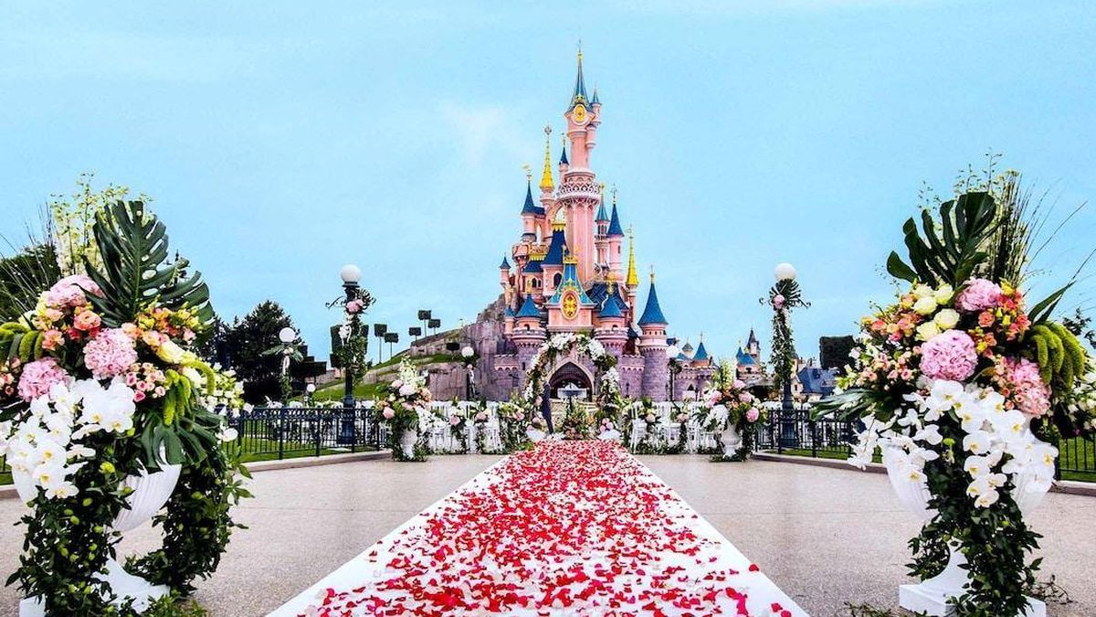 Disneyland Paris - Marne-la-vallée -