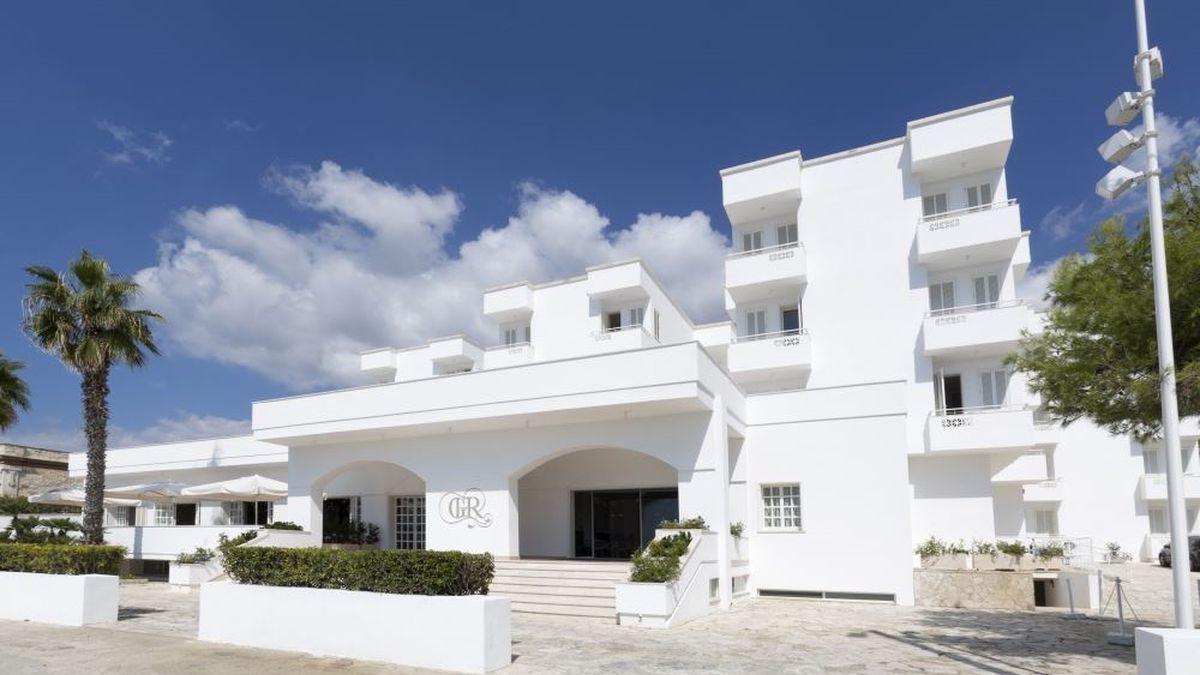 Grand hotel riviera cdshotels hotel per bambini al mare a santa maria al bagno nard its4kids - Hotel santa maria al bagno ...