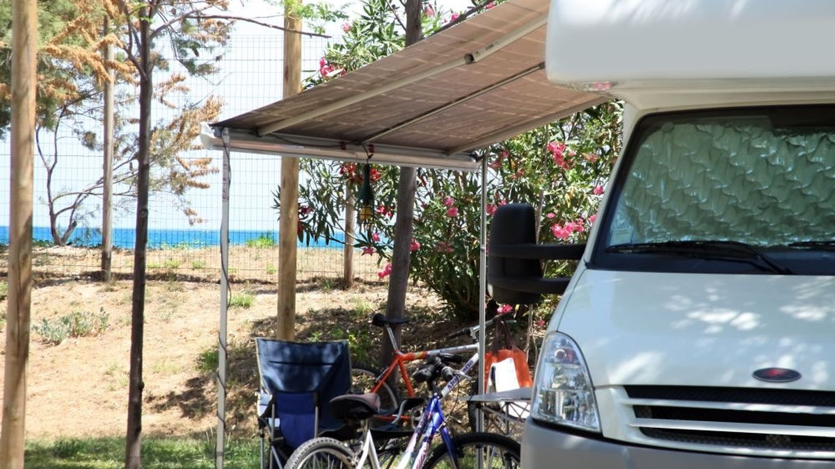 Pineto Beach Village & Camping - Pineto - Area camping del villaggio