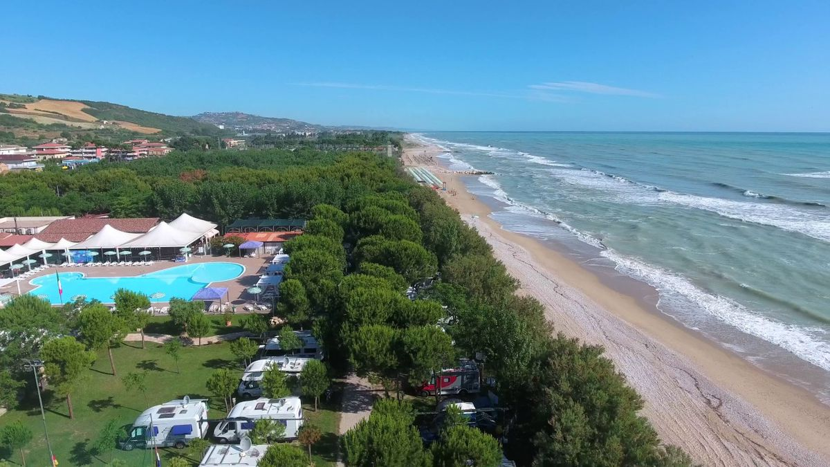 Pineto Beach Village & Camping-Pineto-