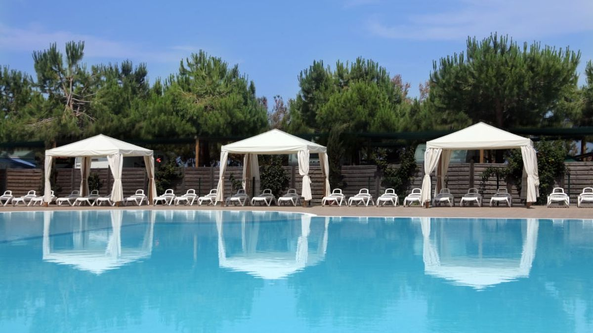 Pineto Beach Village & Camping - Pineto - La piscina del villaggio