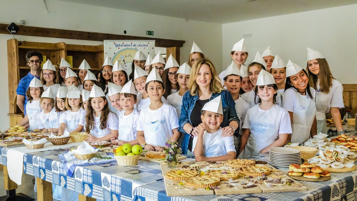 COOKING SUMMER CAMP-Andalo-