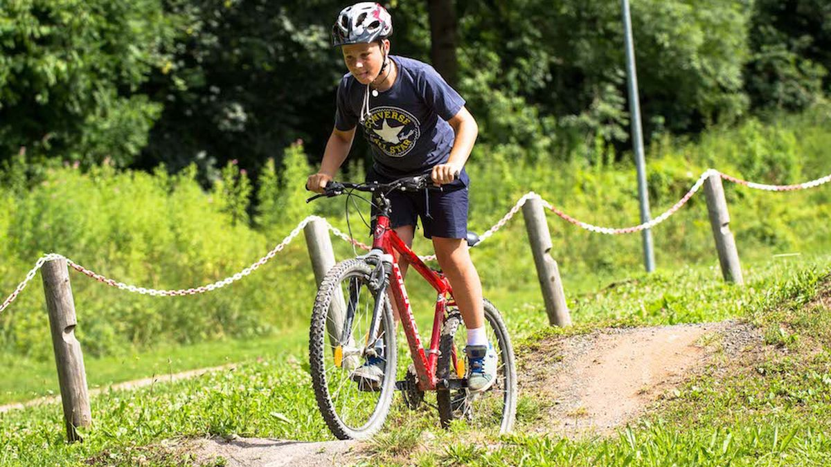 Mountain Bike summer Camp - Andalo -