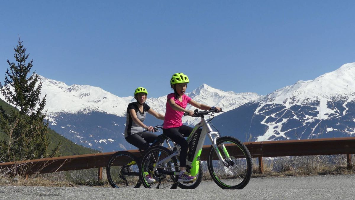 E-Stelvio Bike Rental-Valdidentro-