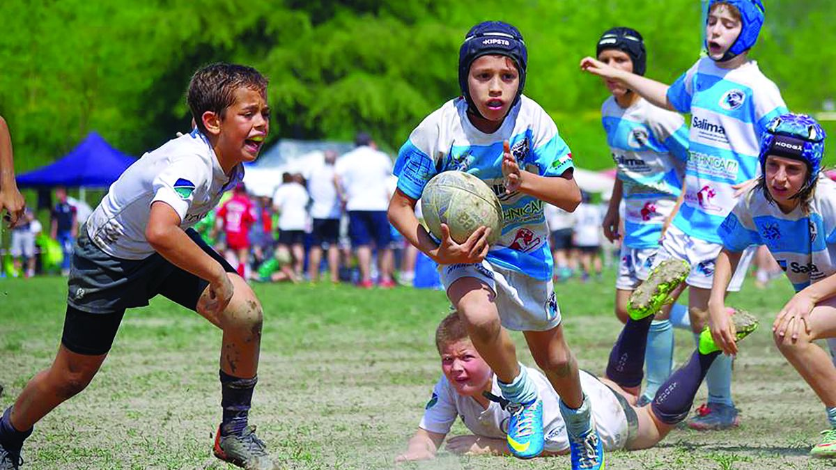 VALSU RUGBY CAMP-Andalo-