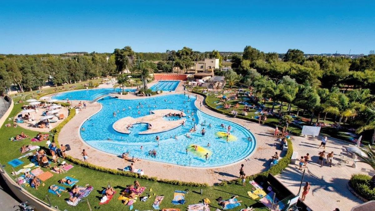 Camping La Masseria-Gallipoli-
