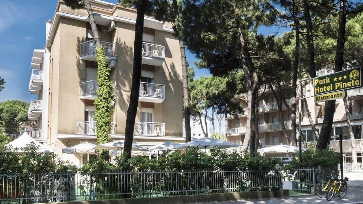 Bagno Conchiglia Cervia : Park hotel pineta hotel per bambini al mare a cervia its kids