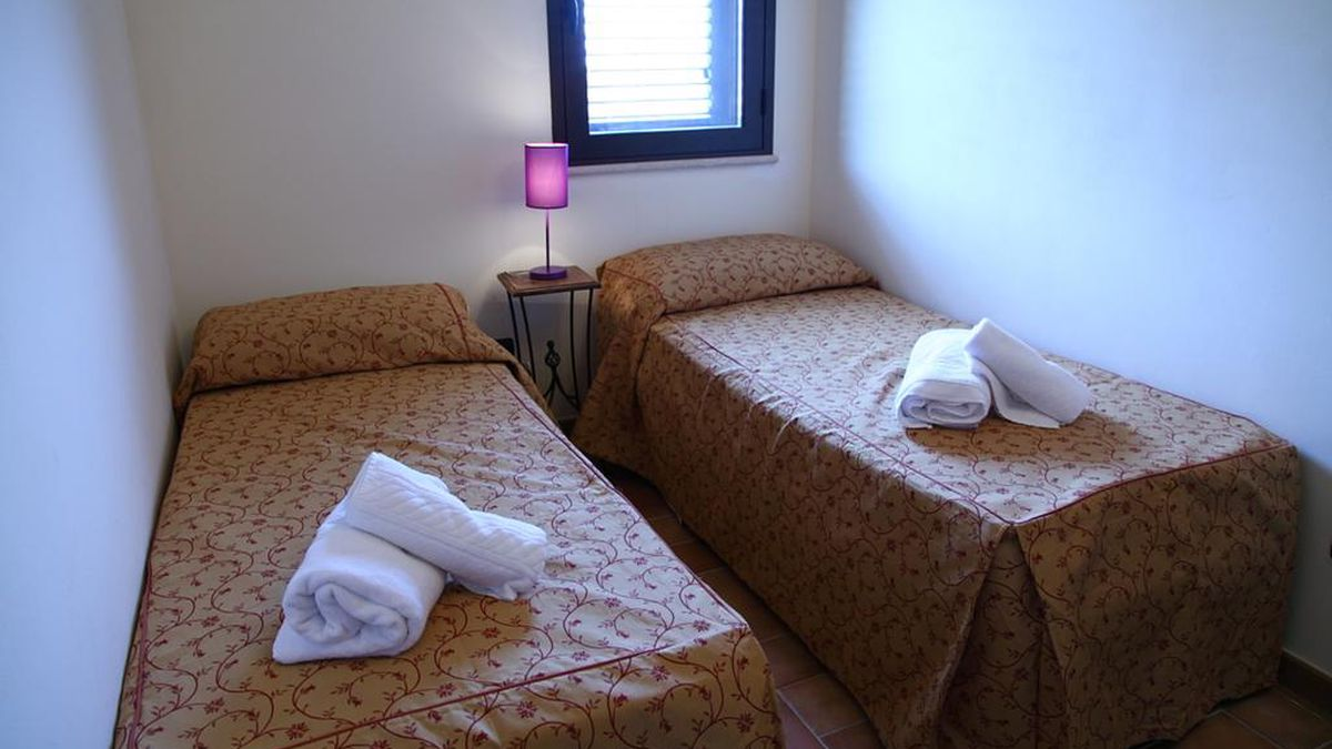 Sikelios Apartments - Cefalù - Camera da letto