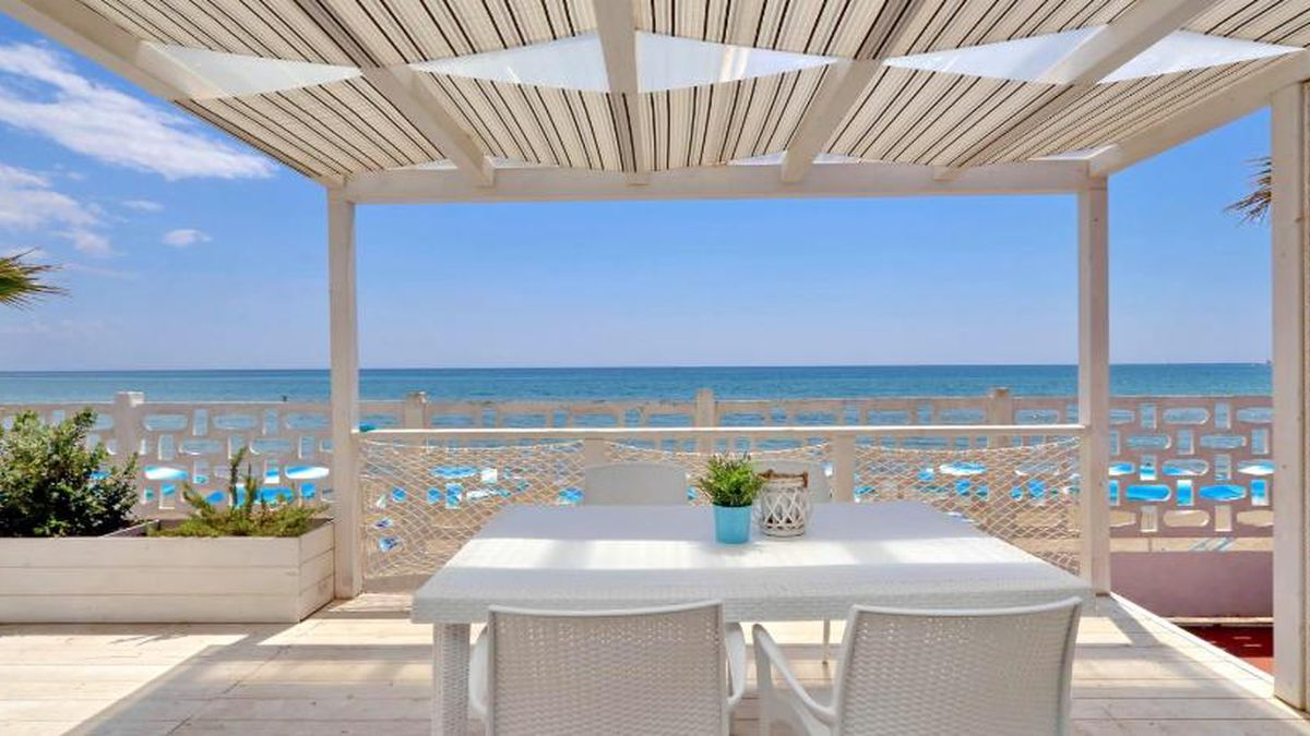 Le Palme Family Beach Village-Terracina-