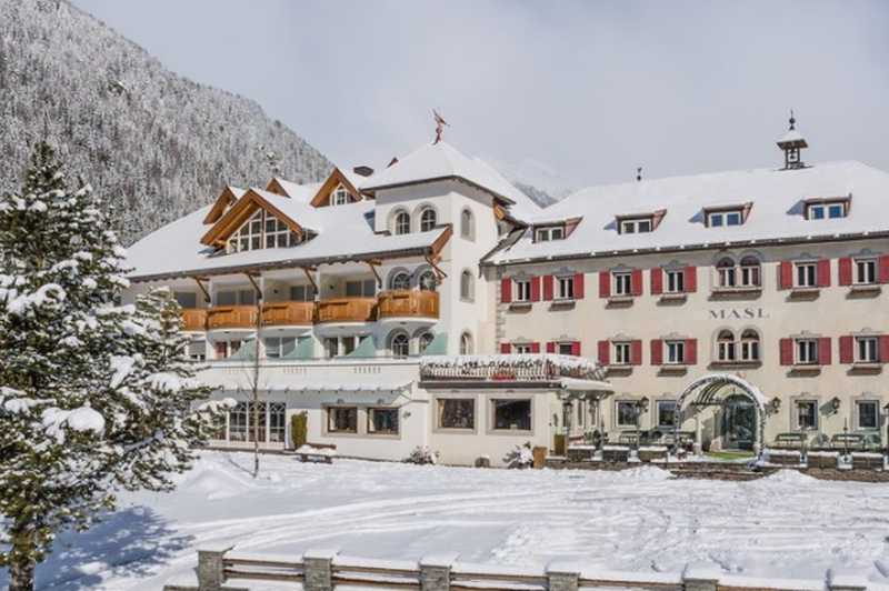 Masl Alpine Wellness Hotel