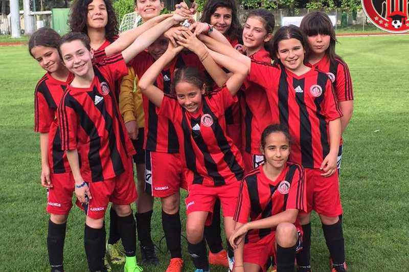 MILAN LADIES CALCIO CAMP