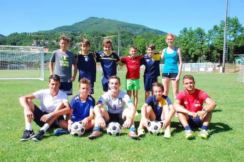 mULTISPORT CAMP - ANDALO
