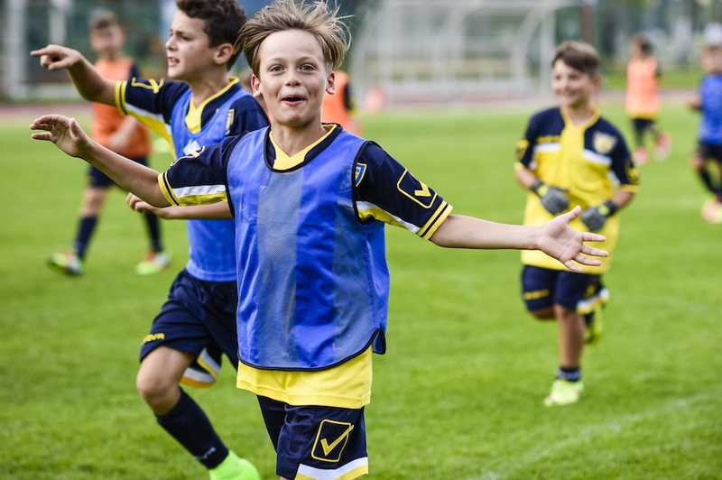 CHIEVO SUMMER CAMP