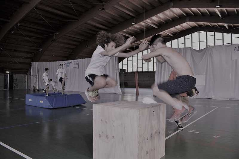 PARKOUR SUMMER CAMP